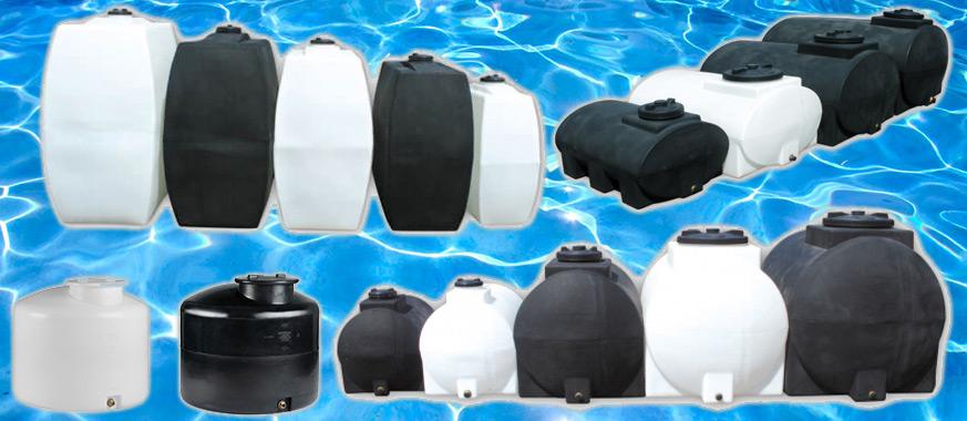 Πλαστικές Δεξαμενές Πετρελαίου - Νερού