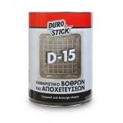 D-15 Durostick Καθαριστικό βόθρων και αποχετεύσεων 5 kg