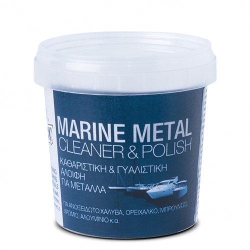 MARINE METAL CLEANER & POLISH Durostick 150 gr