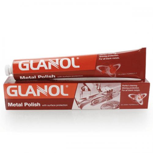 GLANOL Αλοιφή Γυαλίσματος Μετάλλων 100 ML