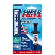SuperColla Vetro Saratoga Κόλλα Γυαλιού 2 ml