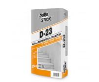 D-23 Durostick. Κόλλα μαρμάρων & γρανιτών 25 Kg