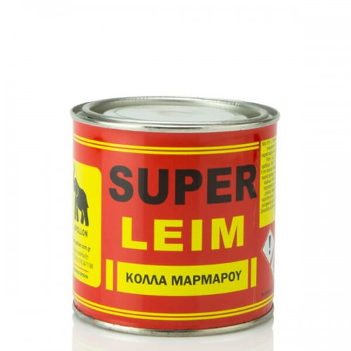 SUPER LEIM Απόλλων Κόλλα Μαρμάρου 250gr