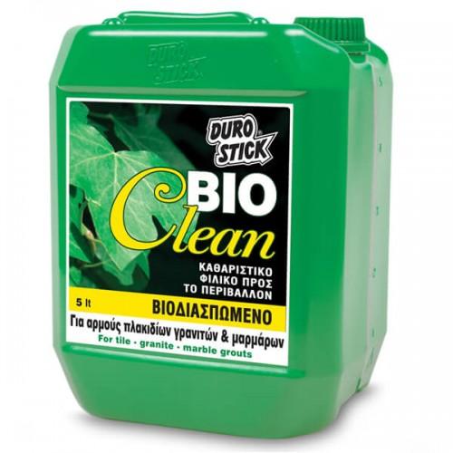 Bioclean Durostick Βιοδιασπώμενο καθαριστικό για αρμούς πλακιδίων - γρανιτών 5 Lt