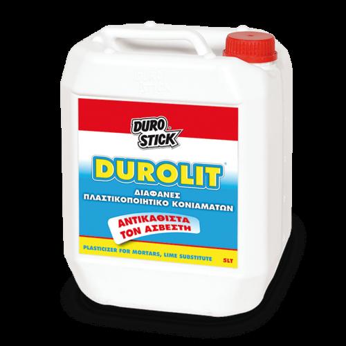 DUROLIT Durostick Πλαστικοποιητής, αντικαθιστά τον ασβέστη 1 Lt