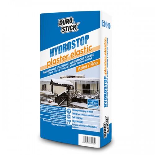 Hydrostop Plaster Elastic, Durostick 25 Kg. Τσιμεντοειδής σοβάς λείος