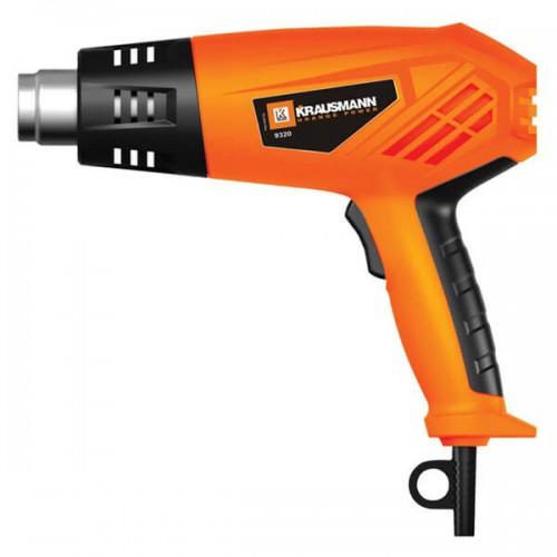 Πιστόλι θερμού αέρος Krausmann 2000W 9320