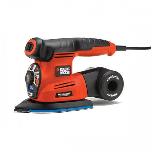 Πολυτριβείο 4 σε 1 Autoselect BLACK & DECKER  KA280LK 220W