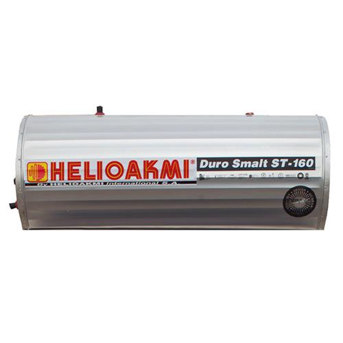 Helioakmi Megasun SP120 120 lt Glass Boiler Ηλιακού Διπλής Ενέργειας