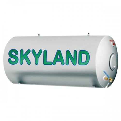 Skyland BLIN 160 lt Inox Boiler Ηλιακού Τριπλής Ενέργειας