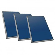 Nuevosol EPI 56 KNV 3.00 m² Επιλεκτικός ηλιακός συλλέκτης τιτανίου