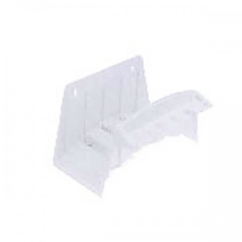 Βάση Τοίχου για Λάστιχο Λευκό
