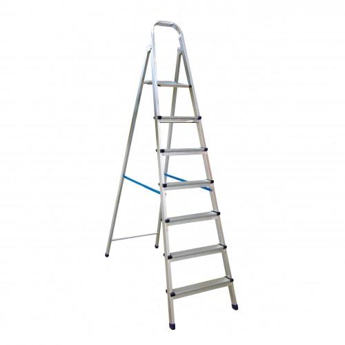 Σκάλα Σιδήρου γαλβανιζέ 7+1 Steel Profal 207701
