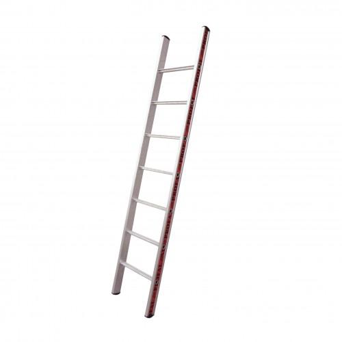 Σκάλα Αλουμινίου Μονή 7 Σκαλοπάτια Profal 800107