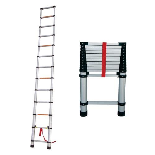 Σκάλα Τηλεσκοπική 11 Σκαλοπάτια Profal TL320