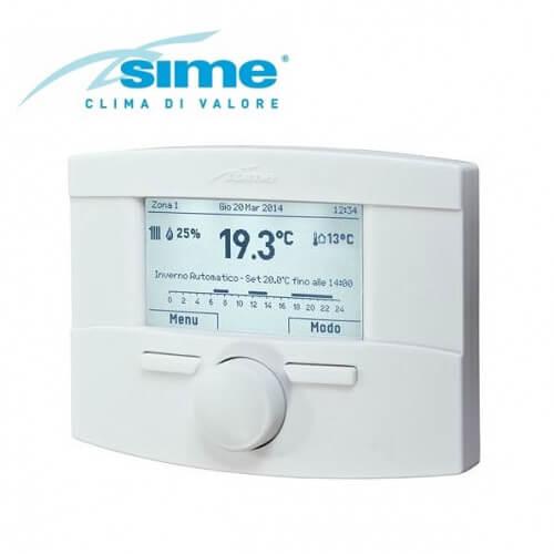 Θερμοστάτης Χώρου Sime Home Plus 8092280