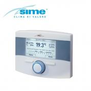 Θερμοστάτης Χώρου Sime Home Plus 8092281