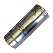 Καμινάδα Διπλού Τοιχώματος Inox ρυθμ. 0,30 m - 0,45 m Φ100-150