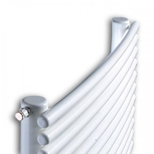 Θερμαντικό σώμα καλοριφέρ μπάνιου K-ENERGY ΔΗΜΗΤΡΑ Λευκό 400x770 / 402 kcal/h