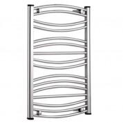 Θερμαντικό σώμα καλοριφέρ μπάνιου K-ENERGY ΗΡΑ Χρωμέ 500x800 / 435 kcal/h