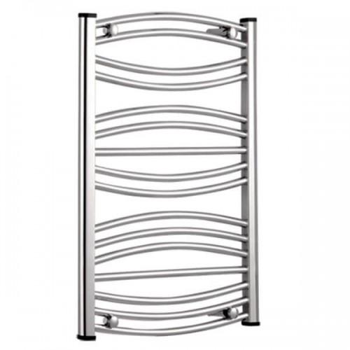 Θερμαντικό σώμα καλοριφέρ μπάνιου K-ENERGY ΗΡΑ Χρωμέ 500x1400 / 809 kcal/h