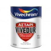 ΑΣΤΑΡΙ VIVEDUR, Vivechrom. Aδιάβροχο ακρυλικό αστάρι διαλύτη 1 Lt