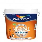 NEOPAL Easycare Eco Vivechrom. Πλαστικό χρώμα Λευκό 3 Lt