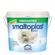 SMALTOPLAST extra ECO, Vechro. Οικολογικό ματ πλαστικό χρώμα Λευκό 10 Lt