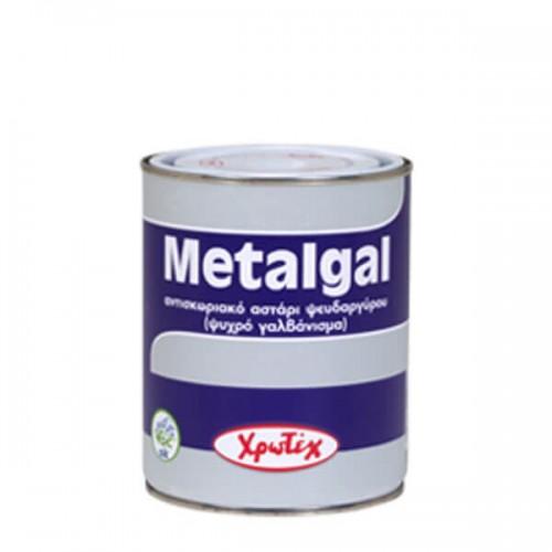 Μetalgal, Χρωτέχ. Αντισκωριακό αστάρι ψευδαργύρου 750 ML