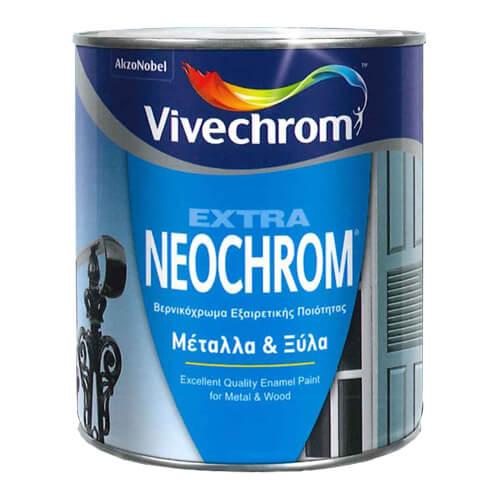 EXTRA NEOCHROM, Vivechrom. Γυαλιστερό βερνικόχρωμα 200 ml