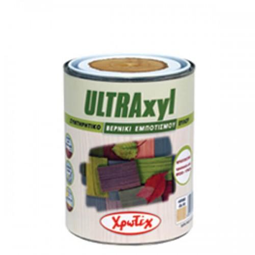 ULTRAxyl ΒΕΡΝΙΚΙ, Χρωτέχ 750 ml. Συντηρητικό βερνίκι ξύλου