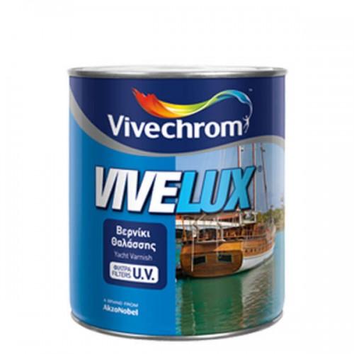 VIVELUX, Vivechrom 2,5 Lt. Διαφανές βερνίκι θαλάσσης