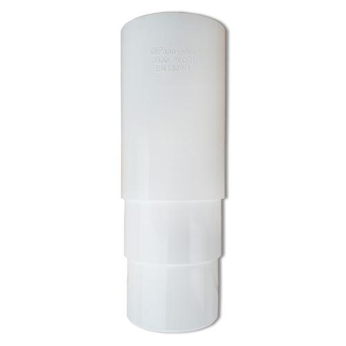 Μούφα Επισκευής Αποχέτευσης FASOPLAST Λευκή PVC - U Φ63