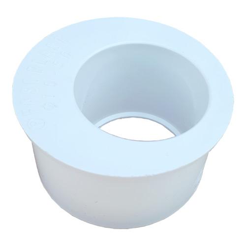 Συστολή νέου Τύπου Αποχέτευσης FASOPLAST Λευκή PVC - U Φ40 / 32
