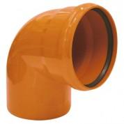 Γωνία Υπονόμων από PVC-U Φ500 87,5°
