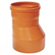 Συστολή Υπονόμων  από PVC-U Φ500 x 250 *
