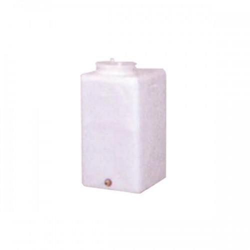 Πλαστική Δεξαμενή Πετρελαίου - Νερού Κάθετη Παραλ/επίπεδη 110 Lt
