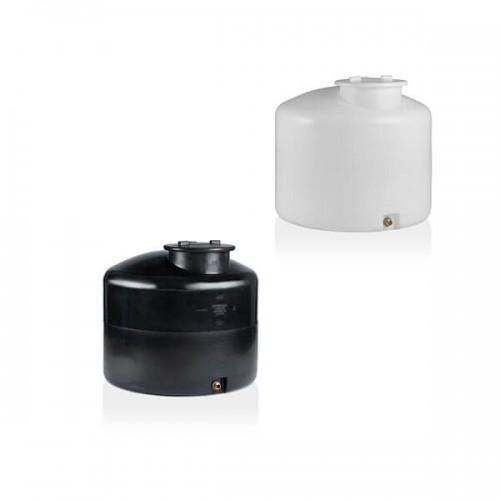 Πλαστική Δεξαμενή Πετρελαίου - Νερού Κυλινδρική Κατακόρυφη 500 Lt