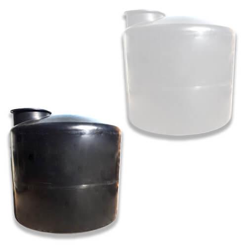 Πλαστική Δεξαμενή Πετρελαίου - Νερού Κυλινδρική Κατακόρυφη 2000 Lt