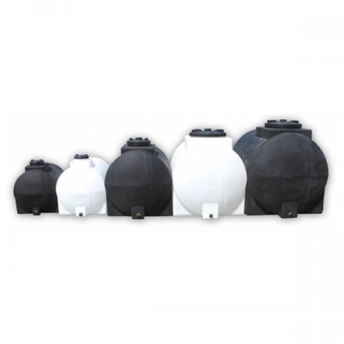 Πλαστική Δεξαμενή Πετρελαίου - Νερού Κυλινδρική 350 Lt