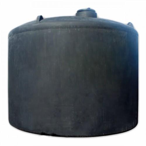Πλαστική Δεξαμενή Πετρελαίου - Νερού Κυλινδρική Κατακόρυφη Μεγάλου Όγκου 10000 Lt