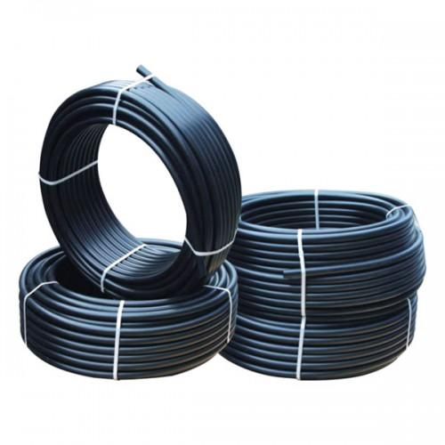 Σωλήνας Πολυαιθυλενίου - Τουμπόραμα Φ16 x 2,0 mm PE-RT Θέρμανσης - Ύδρευσης Μαύρο χρώμα