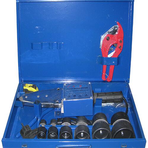 Μηχανή Συγκόλλησης Πολυπροπυλενίου Random 20-63mm