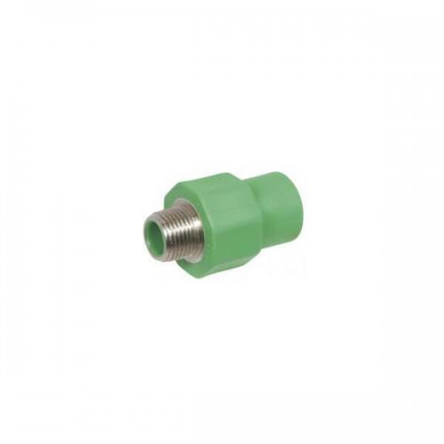 Ρακόρ Πολυπροπυλενίου Αρσενικό Τερματικό AquaPlus 20 x 1/2
