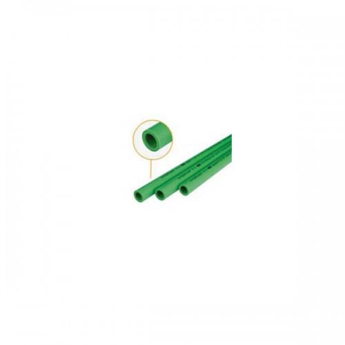 Σωλήνας Πολυπροπυλενίου Φ20 x 2,8 AquaPlus με Υαλονήματα SDR7,4 Μήκους 4 m