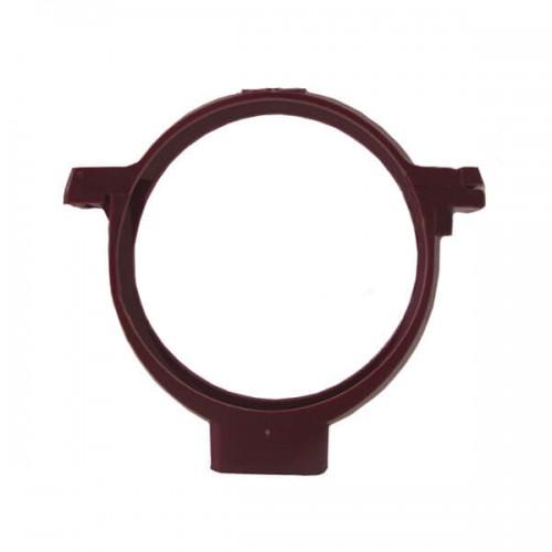 Στήριγμα Σωλήνα Κολλιέ Φ80 Nicoll Κεραμιδί