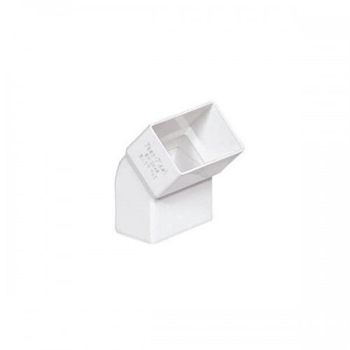 Γωνία FASOPLAST Κάθετη 45° Λευκή 6x10
