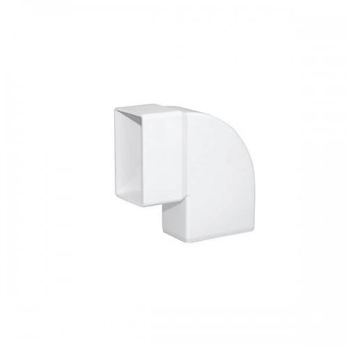 Γωνία Πλάγια FASOPLAST 90° Λευκή 6x10