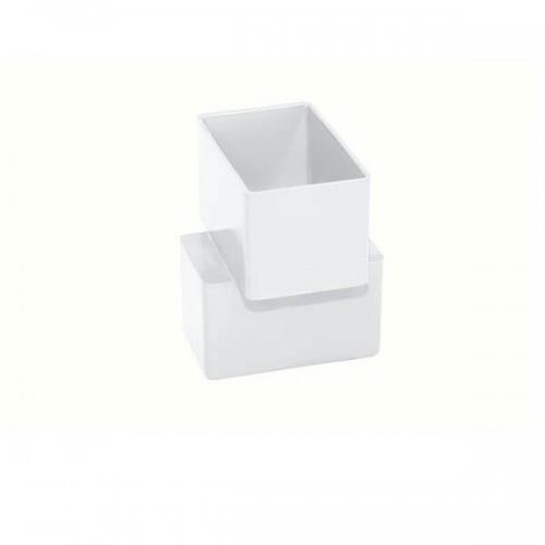 Μετατροπή FASOPLAST 6x10 x 6x10 Λευκή